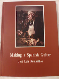 MAKING A SPANISH GUITAR - JOSÉ LUIS ROMANILLOS