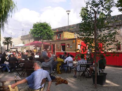 Guinguette de Tours sur Loire - programme complet 2011