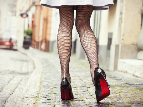 Mujeres altas y tacones: 10 motivos para que ningún envidioso rompa esta relación