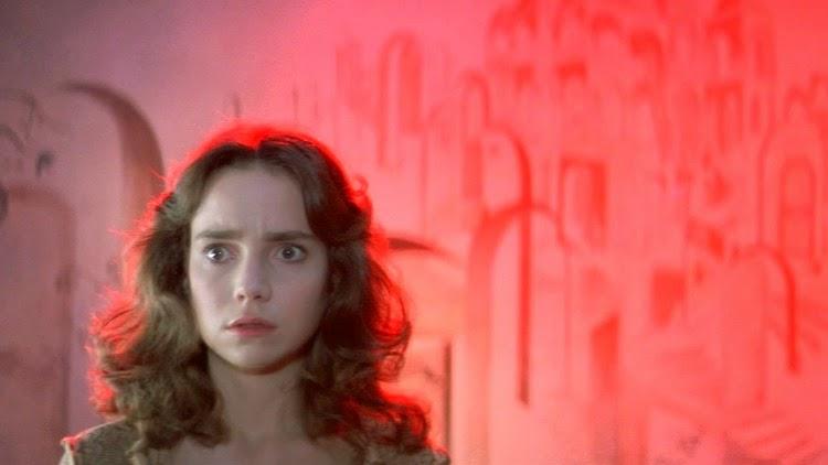A Vintage Nerd, Suspiria Review, 1970's Horror Movies, Vintage Blog, Classic Film Blog