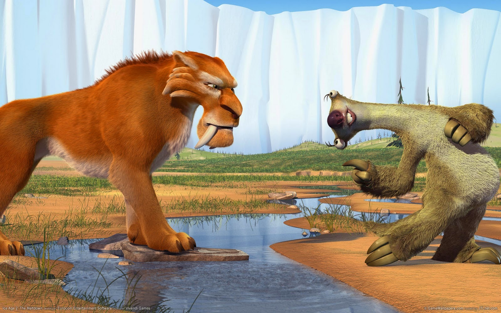 Ice Age 2 The Meltdown - Play Game Online