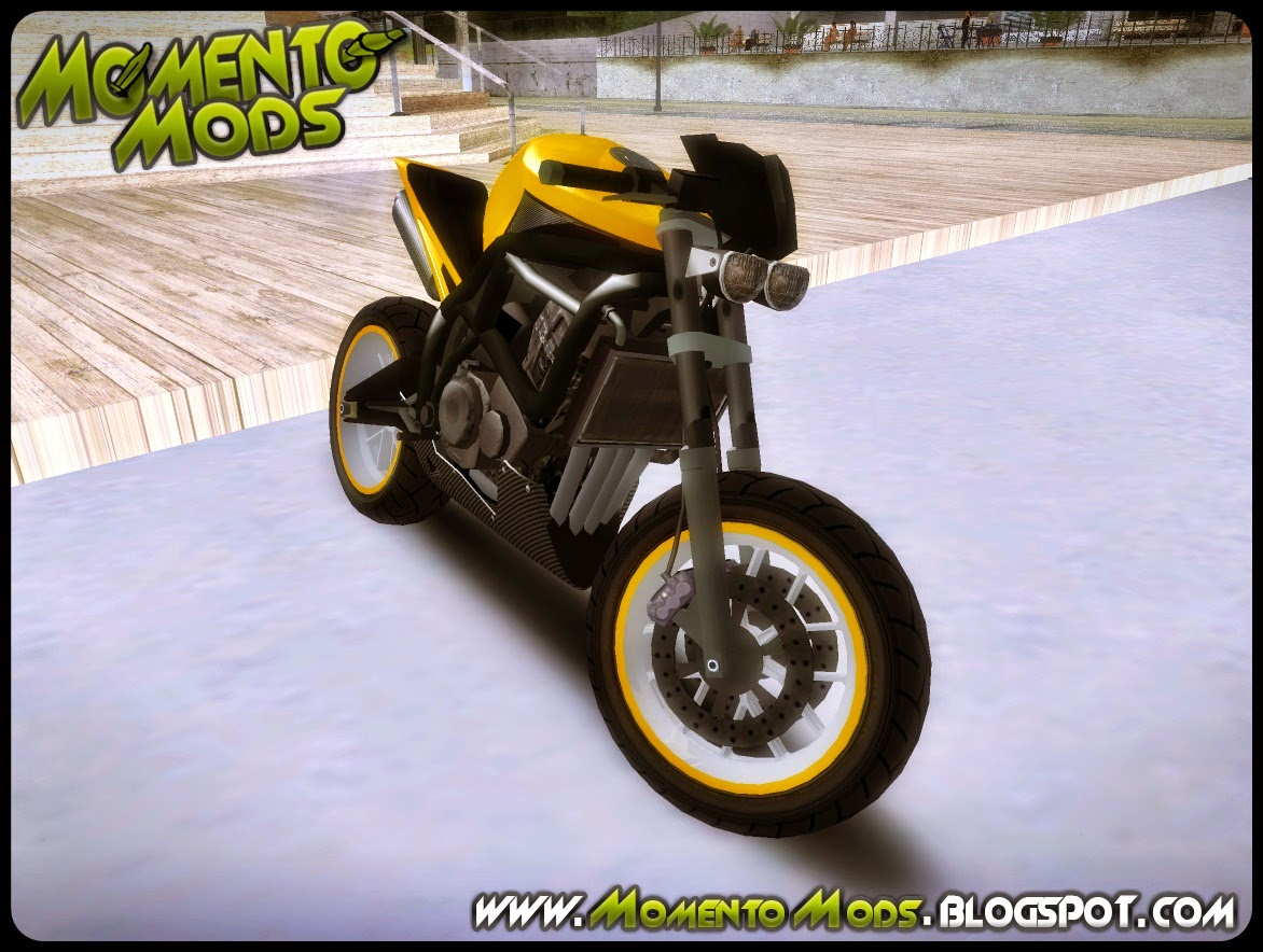 GTA SA - Akuma Do GTA V