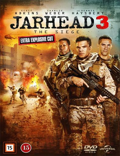 Ver Jarhead 3: El asedio (2016) Online