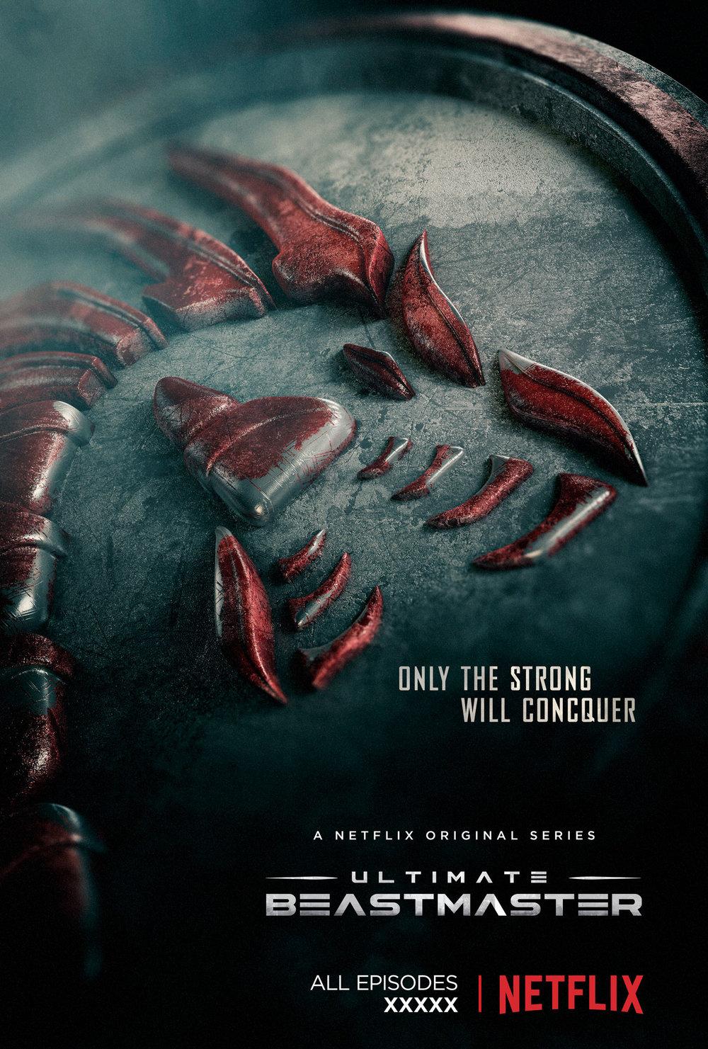 Ultimate Beastmaster (2017– ) ταινιες online seires xrysoi greek subs