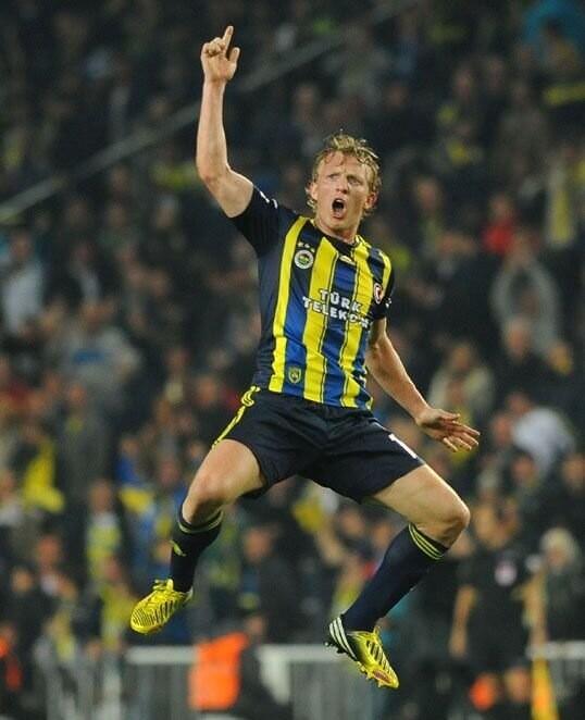 kuyt Fenerbahçe 4 1 Bursaspor | Doğru Oyun Güzel Skor