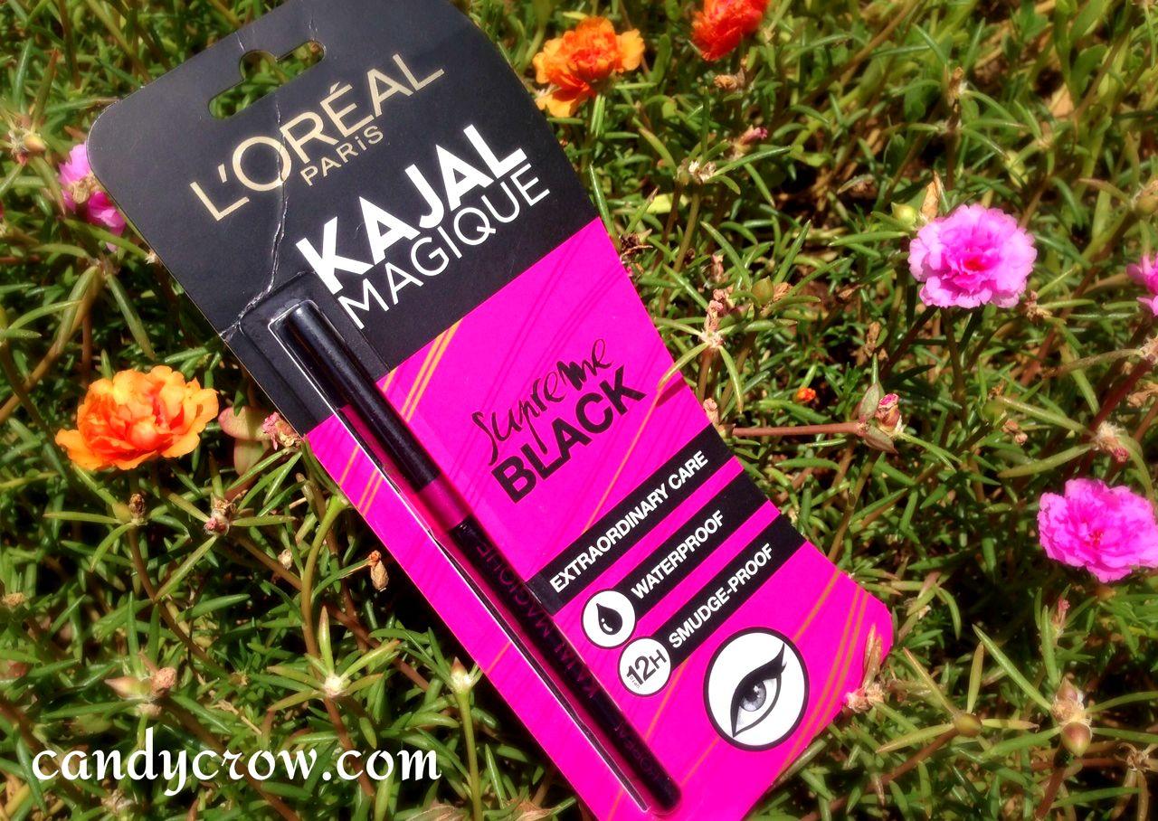 Loreal Kajal Magique Black review