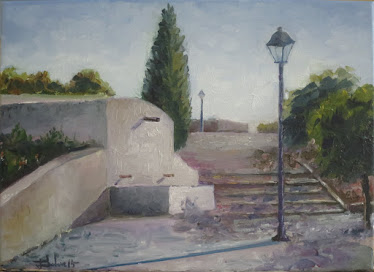 Fuente de Regomello; Fuerte del Rey, Jaén (4F)