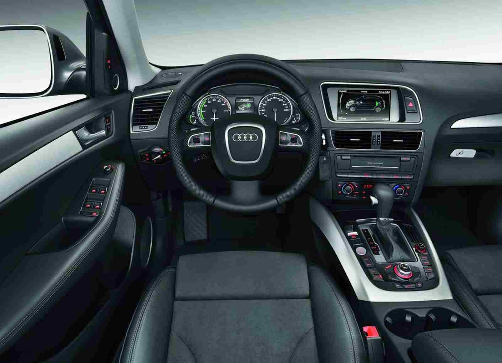 2012 audi q5 hybrid quattro car review with pictures. Black Bedroom Furniture Sets. Home Design Ideas
