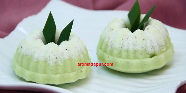 Resep Kue Putu ayu, Jajanan Pasar, Kue Basah, Cara Membuat Kue Putu Ayu, Kue putu ayu kukus, kue putri ayu