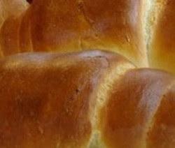 Receita de Pão caseiro rápido e fofo