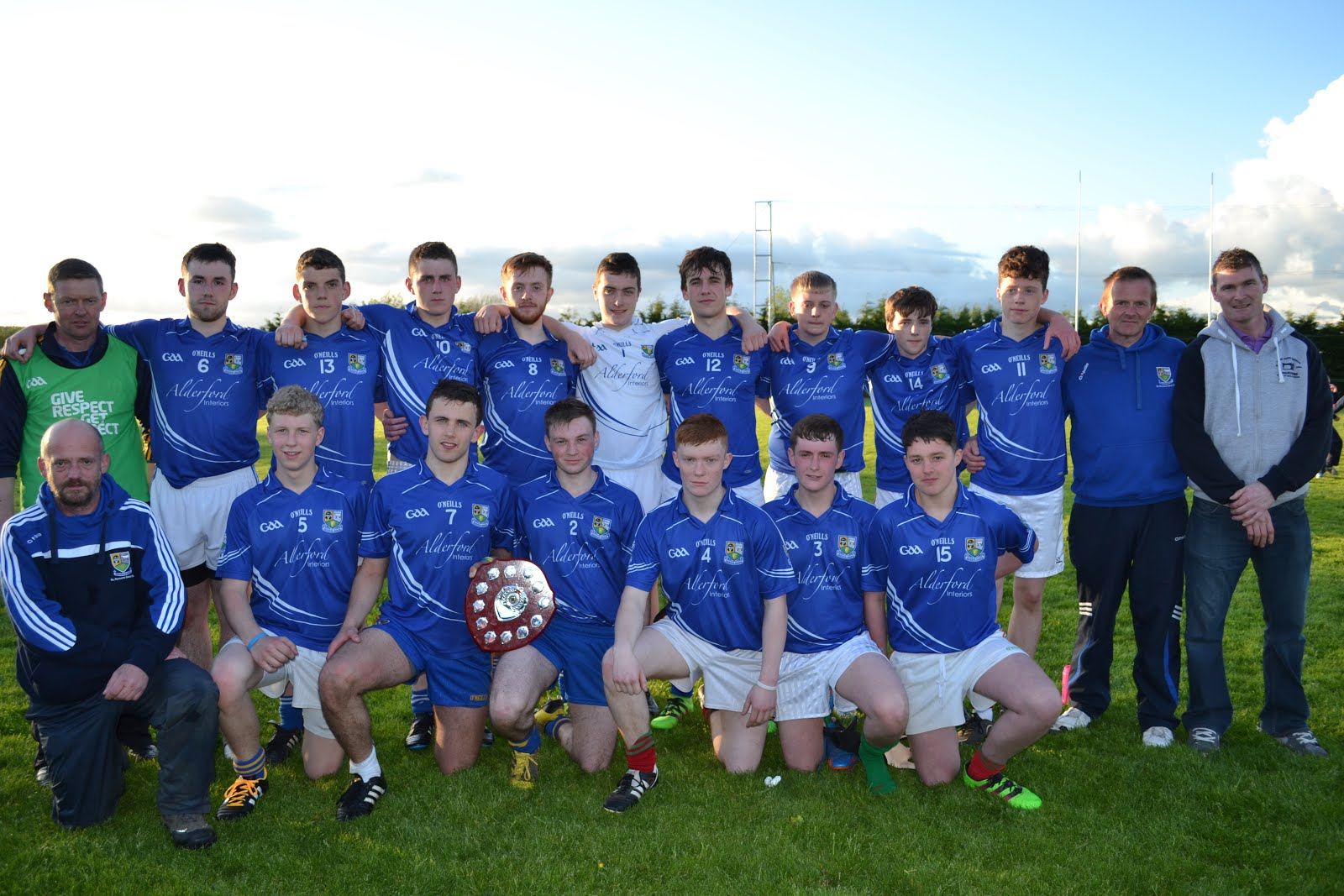 Minor Div 4 league Winners