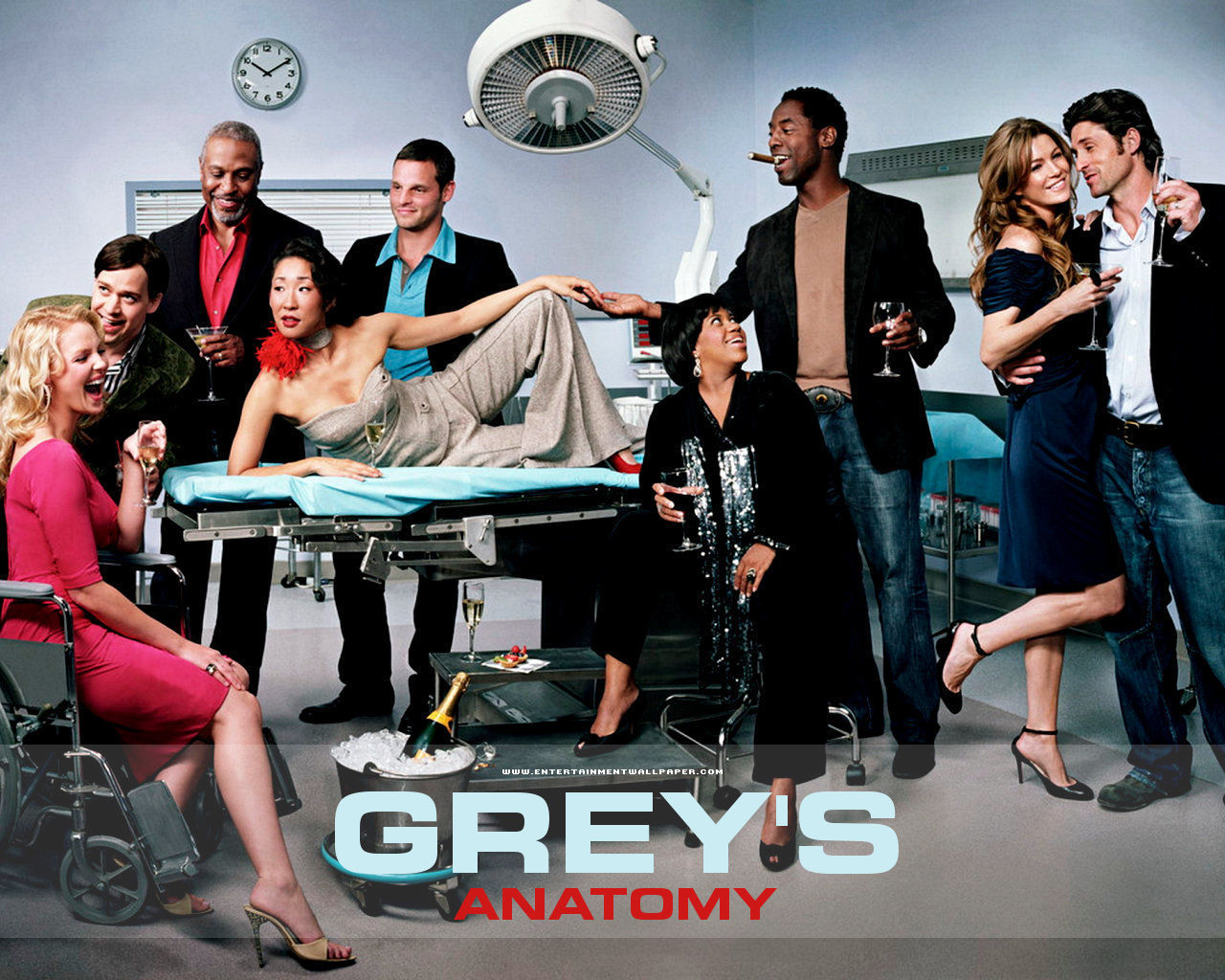 Tv show greys anatomy