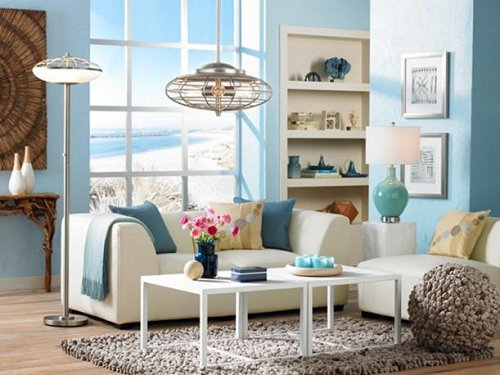 Decorating theme bedrooms maries manor seaside cottage for Beach design rooms