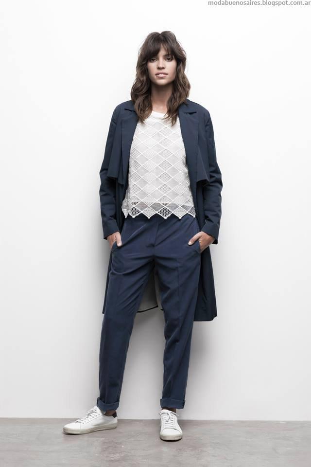 Looks de moda invierno 2015 Awada.