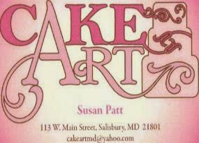 Cake Art 443-859-8147