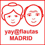 WEB  YAYOFLAUTAS MADRID