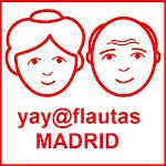WEB  YAYOFLAUTAS MADRID