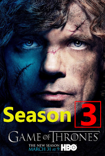 [7 Episoded Added] Game of Thrones S03 Complete Dual Audio [Hindi – English] 720p BRRip