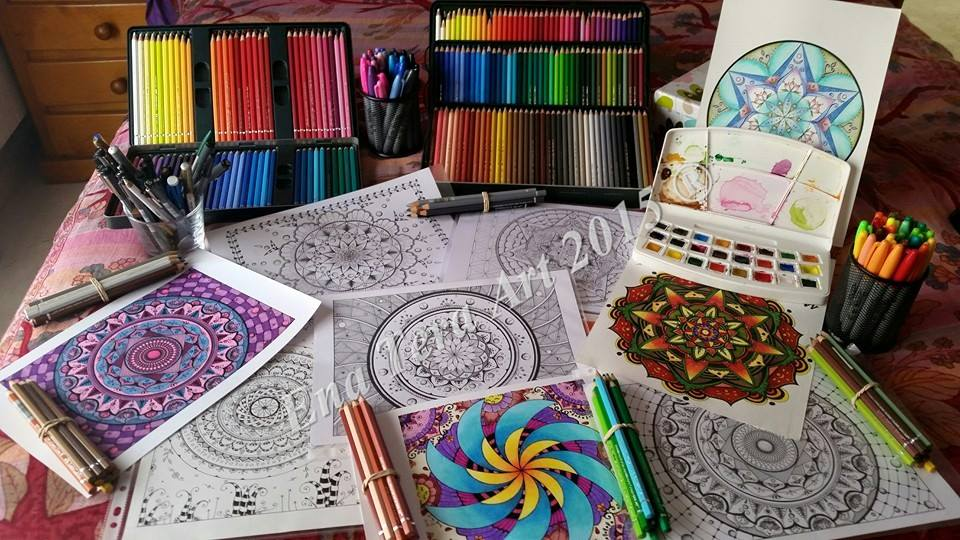 Ena Tera Art Coloring Group