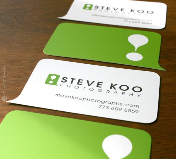Personal Business Cards 27 Steve Koo Photography Business Cards