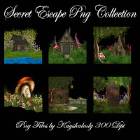 Secret Escape Png Collection
