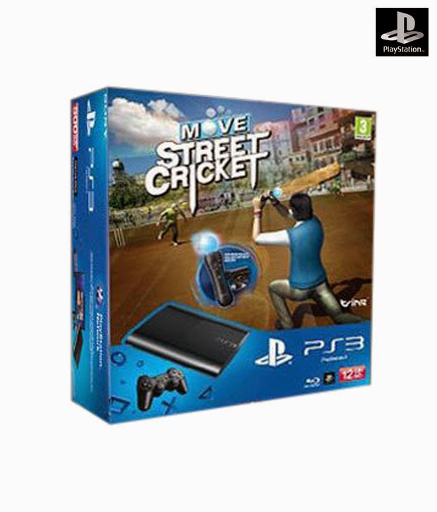 Buy Sony Playstation 3 (12GB) with Move Starter Pack & Move Game : Buy To Earn