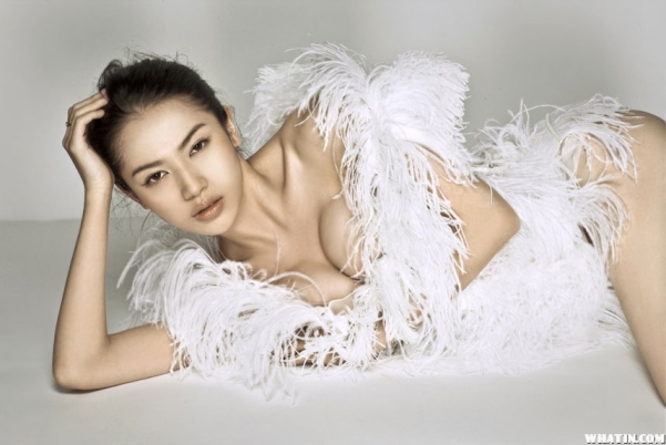 Pan Shuangshuang - Super Model