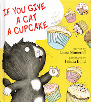 First Grade A La Carte If You Give A Cat A Cupcake