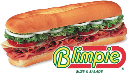 Blimpies: Simply the Best Sub in America