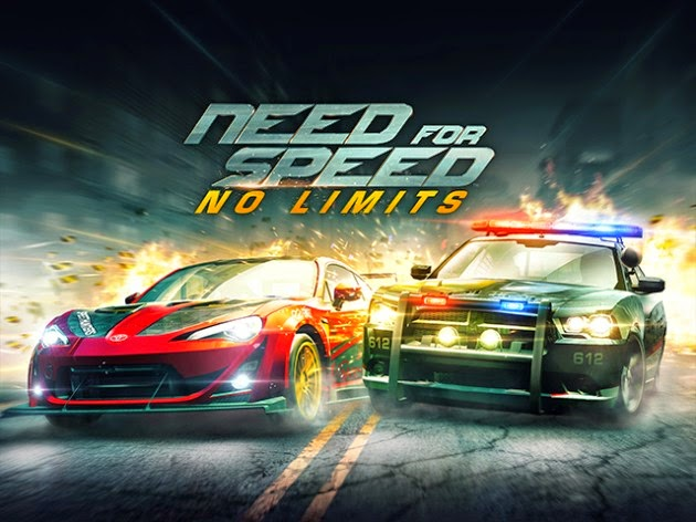 Need for Speed No Limits Apk + Data + Obb