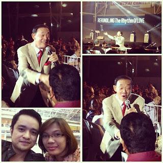 Jose Mari Chan concert at Cagayan de Oro City