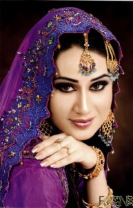 Pakistani Wedding Dresses 2013