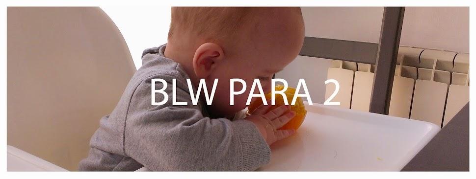BLW para dos