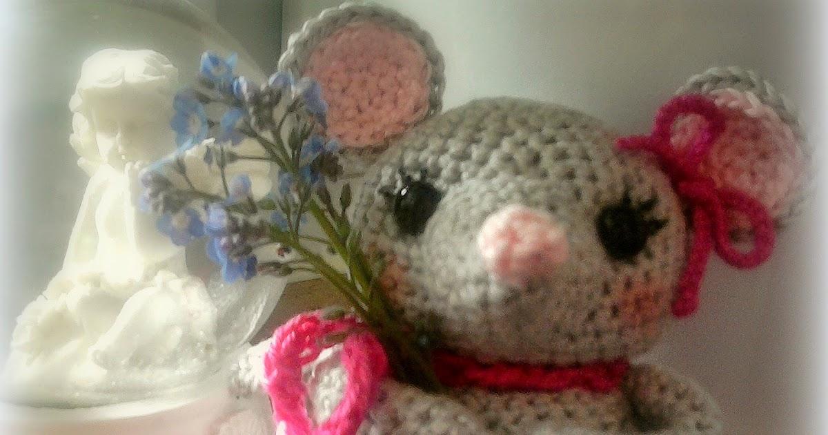 Die Häkel Eule - Häkeln und Stricken: Kleines Mause-Mädchen