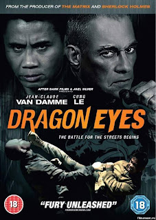 Dragon Eyes izle