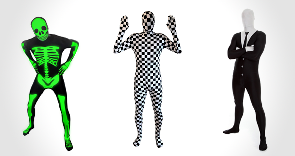 Patterned Morph Suits