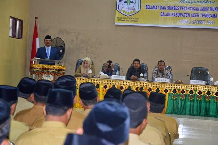 Dana Desa Aceh Tenggara Rp85 Miliar