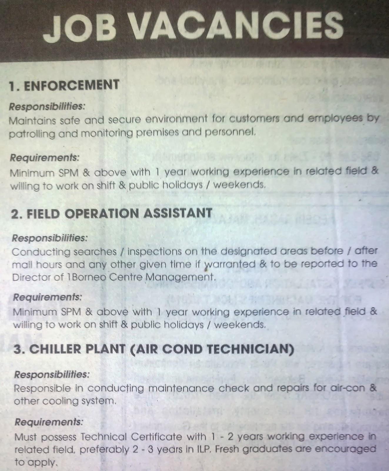 Computer Repair Technician Resume Kerja Kosong Maintenance