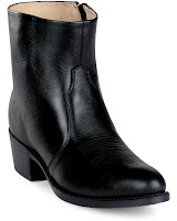 Mens Boots Zipper