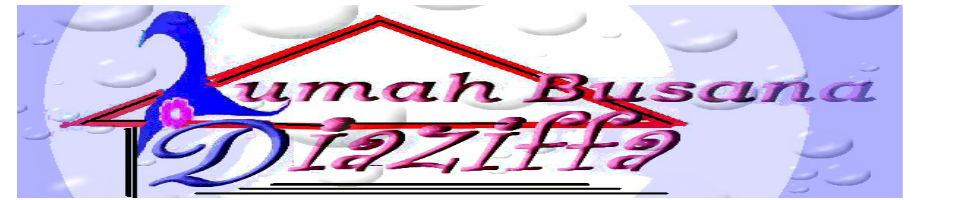 RUMAH BUSANA DIAZIFFA
