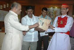 1st World Sparrow Day - India Celebration 2011 Raj Bhavan, Mumbai