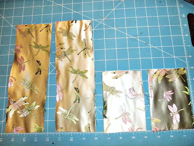 Cutting For Button Bow
