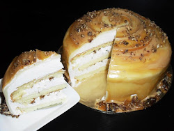 PECAN HEAVEN CAKE