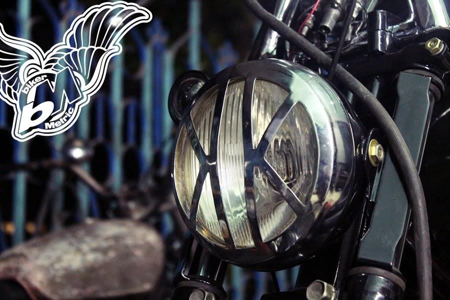 Suzuki Thunder Bobber Headlights