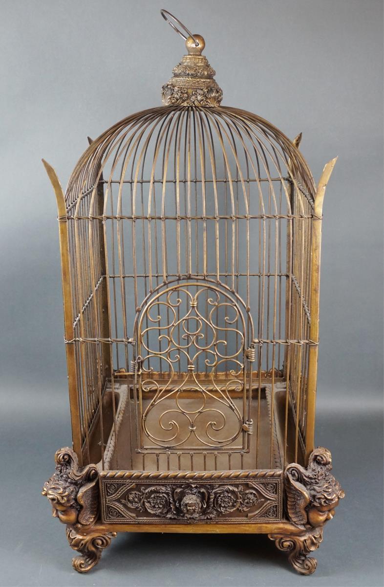 Bird In Everything: Wicker Bird Cages