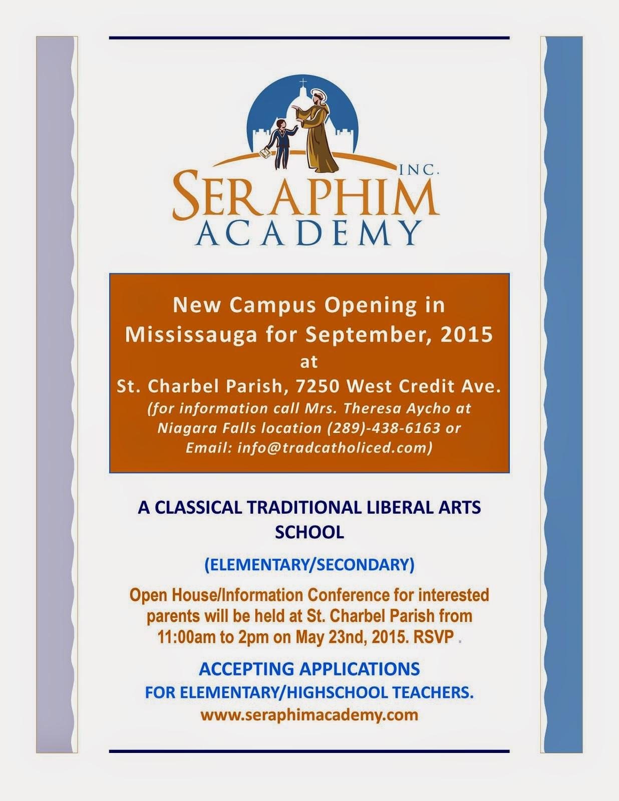 Seraphim Academy