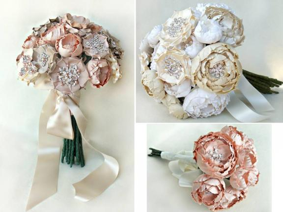 Details A Professional Planning Company Unusual Wedding Bouquets