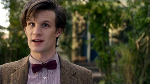 "Bow Ties Are Cool Matt Smith Matt smith, as ""doctor who"" on"