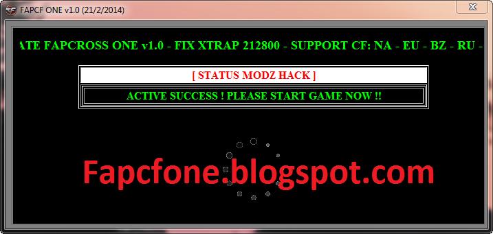 FAPCF ONE Super Cheat 2641493