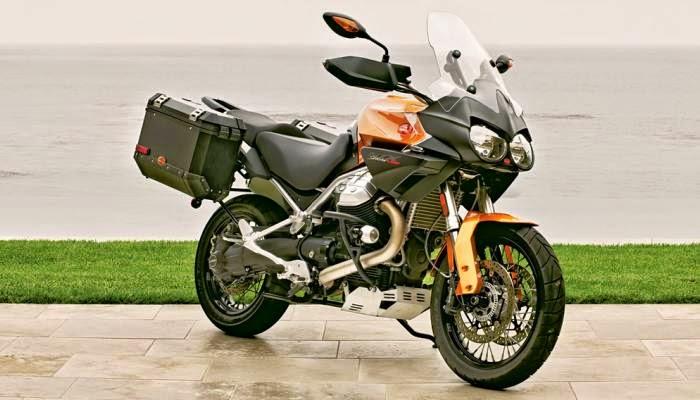 Moto Guzzi Stelvio NXT 1200 New Bikes